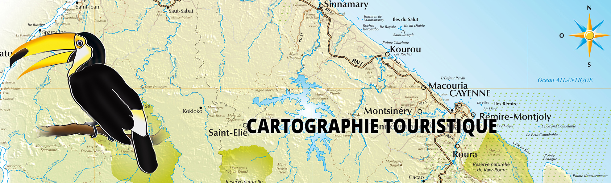 georeflet agence cartographie toulouse